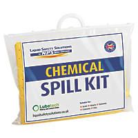 Lubetech Black & White 20Ltr Chemical Spill Response Kit