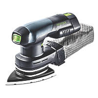 Festool DTSC 400 Li 3.1 I-Plus 18V 3.1Ah Li-Ion  Brushless Cordless Delta Sander