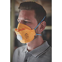 Site Premium Fold Flat Mask P3