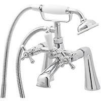 Etel Deck-Mounted  Bath / Shower Mixer