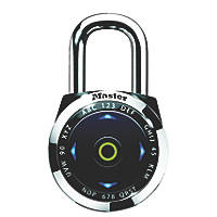 Master Lock  Metal Electronic Indoor Combination Padlock 52mm