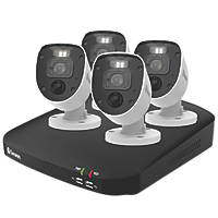 Swann SWDVK-846804-EU 1TB 8-Channel 1080p CCTV Kit & 4 Indoor & Outdoor Cameras
