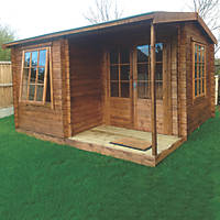 Ringwood Log Cabin 3.6 x 3.5m