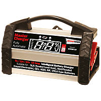 Streetwize SWIBC10 10A Intelligent Battery Charger 6 / 12 / 24V