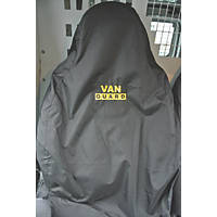 Van Guard Universal Single-Seat Cover Black
