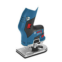 "Bosch GKF 12 V-8 12V Li-Ion Coolpack ¼"" Brushless Cordless Router - Bare"