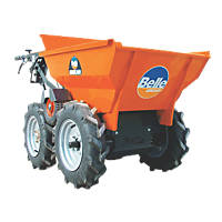 Belle Group GXV160 Petrol 4x4 Mini Dumper 134Ltr