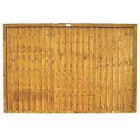 Forest  Closeboard  Fence Panels 6 x 4' Pack of 10