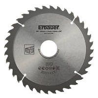 Erbauer TCT Saw Blade 165 x 30mm 36T