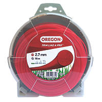 Oregon  Red Trimmer Line 2.7 x 70m