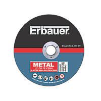 """Erbauer  Metal Cutting Discs 3"""" (77mm) x 2 x  10 Pack"""