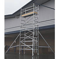 Lyte Helix Single Depth Aluminium Industrial Tower 5.2m