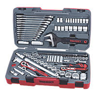 "Teng Tools  ¼"", ⅜"" & ½"" Drive Socket & Tool Set 127 Pieces"