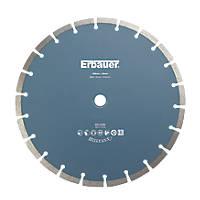 Erbauer Segmented Diamond Cutting Blade 300 x 20mm