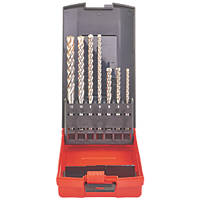 Milwaukee SDS Plus Shank MX4 Drill Bit Set 7 Pieces