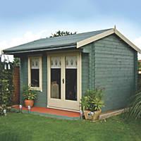 Shire Marlborough Log Cabin 4.19 x 2.99m
