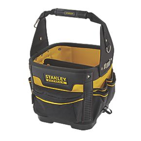 stanley fatmax technicians bag 15 tool bags. Black Bedroom Furniture Sets. Home Design Ideas