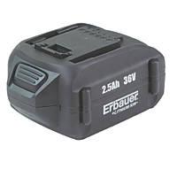 Erbauer ERT657BAT 36V 2.5Ah Li-Ion  Battery