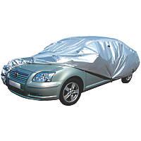 Maypole Premium Waterproof Car Cover Silver