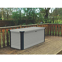 Trimetals Patio Box 1875 x 785 x 725mm Light Grey