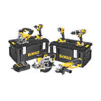 DeWalt DCK692M3-GB 18V 4.0Ah Li-Ion  Cordless 6-Piece Power Tool Kit
