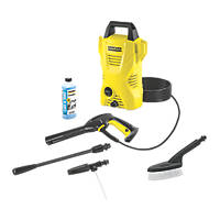 Karcher K2 Basic Car 110bar Electric High Pressure Washer 1400W 240V