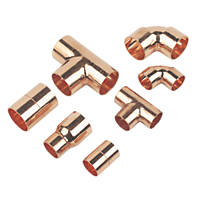 Flomasta   End Feed Fittings Pack 300 Piece Set