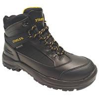 Stanley Yukon   Safety Boots Black Size 7