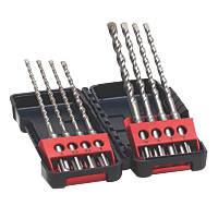Bosch SDS+ Hammer Drill Bit Set Brute Tough Box 8Pcs