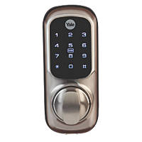 Yale YD-01 Smart Door Lock Satin Nickel