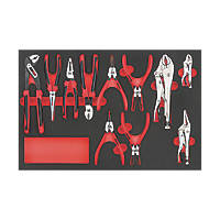 Teng Tools Mega Bite Pliers Set 11 Pieces