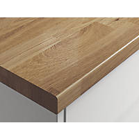 Wilsonart Colmar Oak Laminate Breakfast Bar 3000 x 900 x 38mm