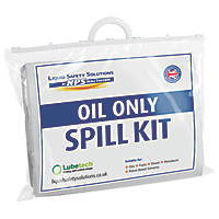 Lubetech Black & White 20Ltr Oil Spill Response Kit