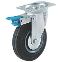 Select Heavy Duty Swivel Castor 75mm