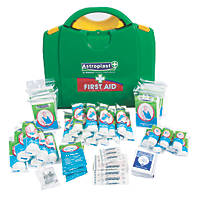 Wallace Cameron 1002116 50 Person HSE Green Box First Aid Kit