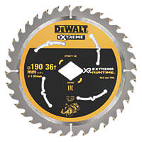 DeWalt Circular Saw Blade 190 x 30mm 36T