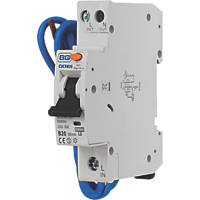 British General  20A 30mA SP Type B  Mini-RCBO