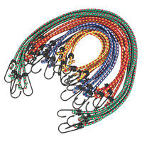 Bungee Cord Assortment  x 8mm 16 Piece Set
