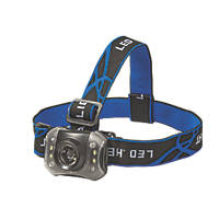 Diall T4-2 LED Headlamp 3 x AAA