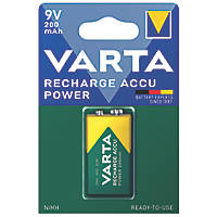 Varta Ready2Use Rechargeable Battery 9V