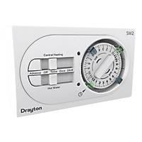 Drayton 29206SX Dual-Channel Programmer
