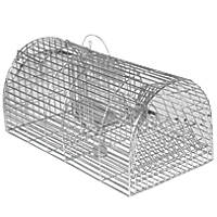 Pest-Stop Steel Rat Multicatch Cage