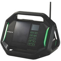 Hitachi UR18DSAL AM / FM 240V Li-Ion  Site Radio
