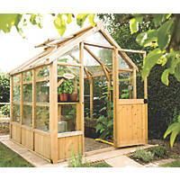 "Forest Vale Greenhouse 6' 4"" x 8' 6"""