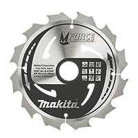 Makita TCT Mitre Saw Blade 190 x 30mm 12T