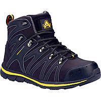 Amblers AS254   Safety Boots Black Size 8