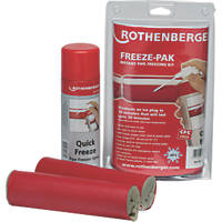 Rothenberger Tradesmans Pipe Freezing Kit 8-28mm