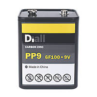 Diall  PP9 Battery