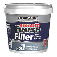 Ronseal Hole Ready Mixed Wall Filler Grey 1 2ltr