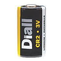 Diall  CR2 Battery
